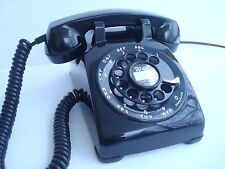 Antique original 1955 Western Electric telephone model 500  Fully restored