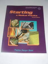 STARTING A MEDICAL PRACTICE by American Medical Association 2e 2003 Daigrepont