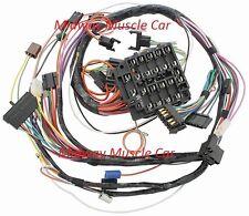 dash wiring harness 69 Pontiac GTO LeMans Tempest Judge ram air  1969  w/ gauges