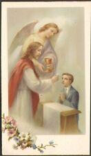 76 CAUDEBEC-LES-ELBEUF IMAGE RELIGIEUSE 1957
