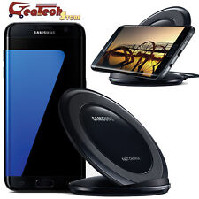 Samsung EP-NG930BBEG Wireless Charger Stand ORIGINALE Per Galaxy S7 S7 Edge Nero