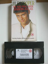 Jilly Cooper's.THE MAN WHO MADE HUSBANDS JEALOUS VHS VIDEO. EAN: 5023745020213.
