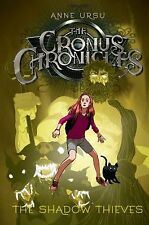 The Shadow Thieves (Cronus Chronicles Trilogy)-ExLibrary