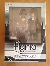 Figma 102 R. Dorothy Wayneright The Big O Max Factory Action Figure