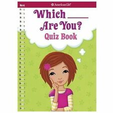 Which ___ Are You? Quiz Book : Quiz Book by Aubre Andrus (2013, Spiral)
