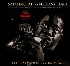 LOUIS ARMSTRONG & TH-SATCHMO AT SYMPHONY CD NEW