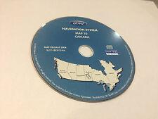 2003 2004 2005 2006 FORD ESCAPE HYBRID EXPEDITION NAVIGATOR NAVIGATION CD CANADA