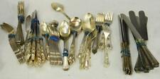 Misc. Silver Plated Flatware Grouping Lot 932