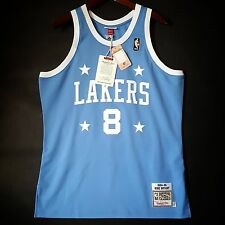 100% Authentic Kobe Bryant Mitchell & Ness 04 05 Lakers NBA Jersey Size 44 L