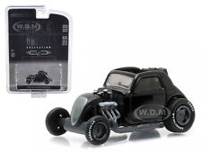 TOPO FUEL ALTERED DRAGSTER BLACK BANDIT 1/64 DIECAST MODEL BY GREENLIGHT 27840 F
