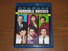 Horrible Bosses (Blu-ray, 2011, 1-Disc Set, Totally Inappropriate Edition)