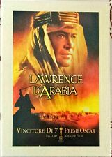 Lawrence d'Arabia (1962) DVD Collector Edition's 2 Dischi + Inserti