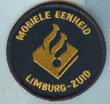 Polizei Niederlande:Mobiele Eenheid Limburg-Zuid.Mit Klett