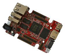 A20 olinuxino Lime 2 con 4GB NAND Flash SBC (Single Board Computer)