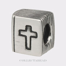 Authentic Pandora Sterling Silver Bible Bead 790261