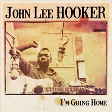 JOHN LEE HOOKER - I'M GOING HOME  VINYL LP NEU