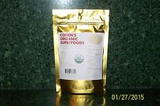 100% USDA RAW ORGANIC  ASHWAGANDHA   POWDER    1/4 lb. Withania Somnifera