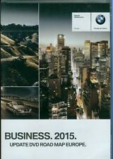 BMW Navigation  DVD 2  Road Map Europa BUSINESS  2015  1er, 3er, 5er, 6er, X5