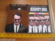 Reservoir Dogs Ten Years Special Edition DVD LE Limited Edition 2002 Artisan