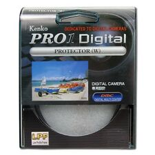 KENKO 58mm Pro1 Digital Protector Filter Camera Camcorder Clear 58