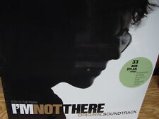 BOB DYLAN I'M NOT THERE SOUNDTRACK 4 LP SET RARE ORIGINAL 2007 COLUMBIA RECORDS