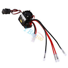 320A 7.2V-16V High Voltage Brush ESC Speed Controller For 1/10 RC Car Truck Boat