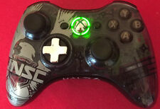 Halo 4 Limited Edition Controller *** 360 UNSC Microsoft Xbox