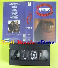 VHS LITFIBA El diablo tour 1991 PIERO PELU' WARNER 9031-72952-3 no cd mc dvd **