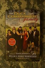 THE DUCK COMMANDER FAMILY BY WILLIE & KORIE ROBERTSON DUCK DYNASTY