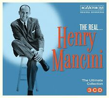 HENRY MANCINI - THE REAL...HENRY MANCINI 3 CD NEU