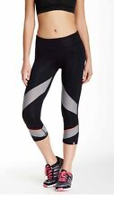 NWT WOMENS $60 ADIDAS RACER 3/4 CAPRI TIGHTS S CLIMALITE RUNNING