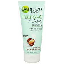 GARNIER INTENSIVE 7 DAYS RESTORING HAND CREAM WITH SHEA BUTTER - 100ML