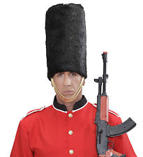 Royal Guard bearskin Look Fancy Dress Hat