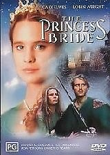 The Princess Bride = BILLY CRYSTAL  = PAL 4 =SEALED