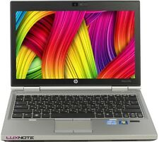 "HP EliteBook 2570p i5 2,5Ghz3.Gener 4Gb 320Gb 12,5"" USB3. 0 Leva DVD Win7Pro'B"