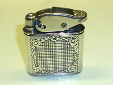 "KABLO VINTAGE POCKET LIGHTER ""CAPRI"" W. 835 SILVER CASE - 1936 - TSCHECHIEN"