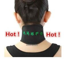 Self Heating Magnetic Therapy Tourmaline Pain Relief Neck Wrap Support Collar