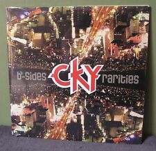 "CKY ""B-Sides & Rarities"" 2x LP OOP Sealed All That Remains Bam Margera HIM"