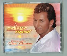 Oliver Frank cd-maxi SOMMER IN SAN MARINO © 2014 - 4-Track-CD incl dj + club mix