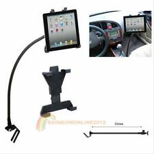 Car Back Floor Seat Gooseneck Mount Holder For iPad and 7-10.1 inch Tablet PC