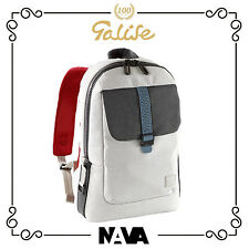 "Nava Courier Sneakers Zaino porta pc 15,6"" e ipad 2 scomparti artic CS076AT"