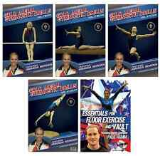 Gymnastics Instructional DVDs - Buy 4 DVDs and get 3 free  - Also Free Shipping!