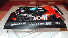 1/43ième - 24h du mans - DOME S101 - 2003