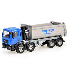 1:50 Scale Diecast Dump Trucks Construction Vehicle Cars Model Toy