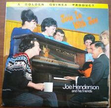 Joe Henderson - Join In With Joe - Vinyl LP Record from 1964