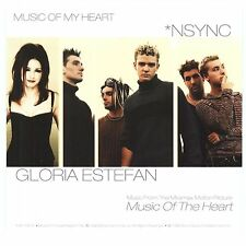 Music of My Heart [Single] by *NSYNC (CD, Sep-1999, Sony Music Distribution...
