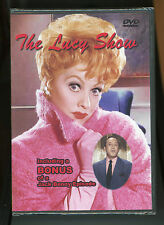 The Lucy Show DVD TV Program + Jack Benny episode Mr Mooney Mary Jane Du Pre New