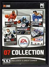 EA Sports 07 Collection (NBA Live, NHL, Madden, Tiger Woods PGA Tour, Nascar Si