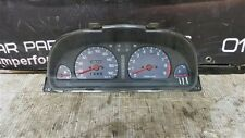 SUBARU IMPREZA STI GC8 V3 TYPE-R DCCD MECHANICAL CLUSTER CLOCKS - JDM