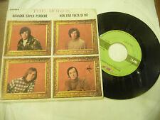 """THE ROKES"""" BISOGNA SAPER PERDERE-disco 45 giri ARC/RCA 1967"""" NUOVO"""